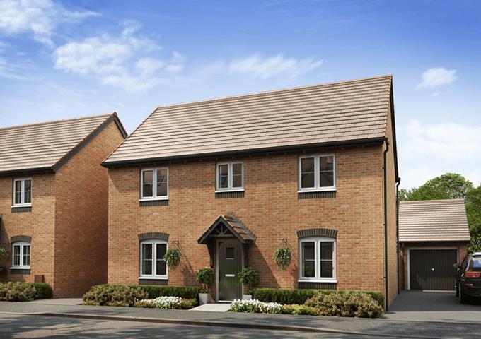 New Build Homes Derbyshire