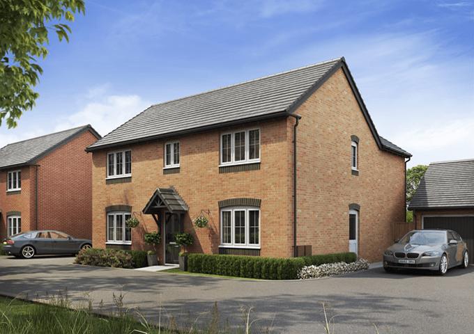 New Build Housing Developments Gloucestershire