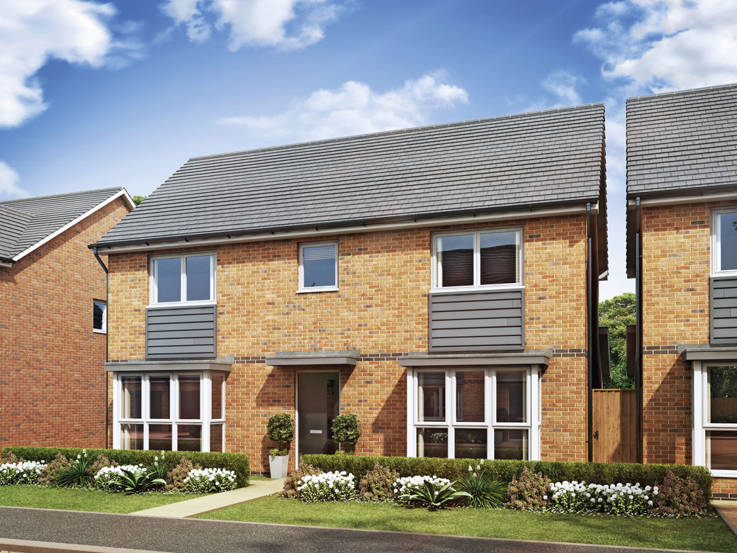 New Build Homes Shirley